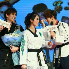 """ยิ้มแลดูถูกอกถูกใจ  Actor Ji Chang Wook at """"Tornado Girl2"""" Press Conference - (14-07-2016)  Credit : @芒果TV剧乐部  #Jichangwook #TornadoGirl2"""