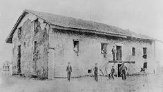 California History - Sacramento - Sutter's Fort - 1867