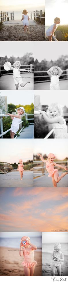 Bell Portraits - what adorable photos!!!  Great smiles, clothing and accessories make these pics super cute!