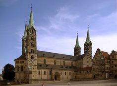 Bamberger cathedral