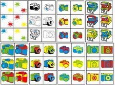 klassenfoto kleurplaat thema fotograaf kleuters theme