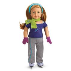 Mia's Practice Outfit - American Girl Wiki