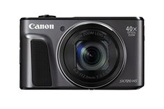 Canon PowerShot SX720 HS Black ** Details can be found by clicking on the image.