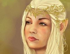 """Check out new work on my @Behance portfolio: """"Elf"""" http://be.net/gallery/33565279/Elf"""