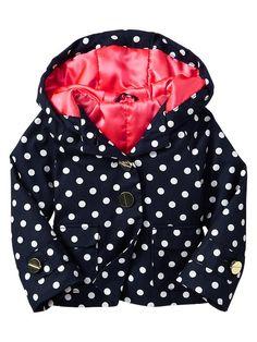 Gap | Dot swing jacket