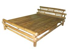 bamboo furniture/ bamboo bed