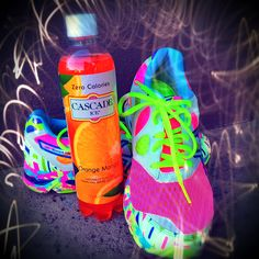 Cascade Ice Orange Mango is the perfect post-workout refreshment! Rehydrate and get a kick of flavor too!