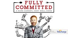 "New York, Apr 24: Broadway's ""Fully Committed"" With Jesse Tyler Ferguson (""Modern Family"")"