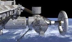Resultado de imagem para sci fi estação espacial