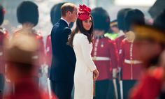 Prince William and Kate Middleton in North America - Photo Essays Princesse Kate Middleton, Kate Middleton Dress, Kate Middleton Style, Duchess Kate, Duke And Duchess, Duchess Of Cambridge, William Kate, Prince William, Reiss Dresses