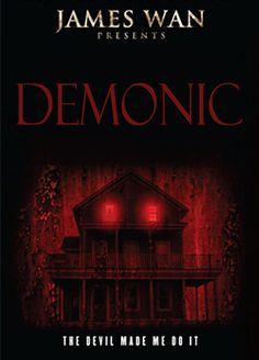 """Check out trailer and pics for upcoming James Wan horror """"Demonic""""…"""