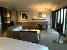 My Diamond Upgrade Experience at the Park Hyatt Sydney - http://theforwardcabin.com/2015/05/26/my-diamond-upgrade-experience-at-the-park-hyatt-sydney/