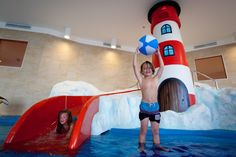 Steam Bath, Water Games, Childcare, Strand, Spa, Hotels, Indoor, Garden, Croatia