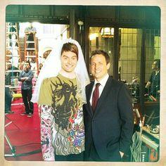 Stefon and Seth Meyers. Bahahahaha