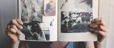 WOW! I love this idea. Instant Photo Transfers With Blender Pens | Free People Blog