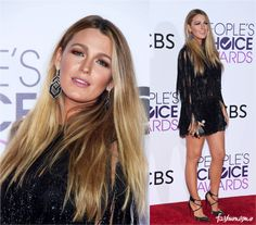 People's Choice Awards 2017: Blake Lively - Fashionismo