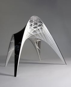 Gaudi stuhl Bram Geenen antoni gaudi kirchen inspiriert