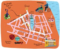 map illustration by Anne Smith