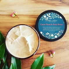 Image of Luxe Cacao Hand and Body Butter
