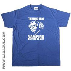TENHO UM VAMPIRO