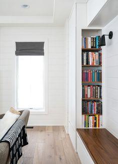tiny bookshelf storage