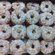 Fotografie receptu: Arašídové věnečky - My site Christmas Sweets, Christmas Baking, Christmas Cookies, Baking Recipes, Cake Recipes, Czech Recipes, Oreo Cupcakes, Le Chef, Desert Recipes