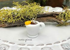 ~MY CUP OF TEA~ PendantA cute little teacup filled with a little lemon slice.Sterling Silver FindingsSIZE- long (top of bail to bottom of teacup) I Cup, Lemon Slice, My Cup Of Tea, Long Tops, Tea Cups, Place Card Holders, Shapes, Sterling Silver, Tea Cup