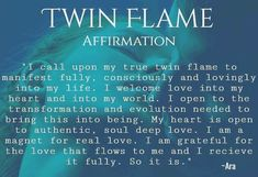 Positive Affirmations Quotes, Affirmation Quotes, Spiritual Awakening, Spiritual Quotes, 1111 Twin Flames, Twin Flame Love Quotes, You Are My Moon, Twin Flame Relationship, Twin Souls