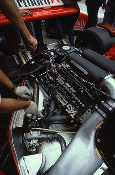 McLaren - TAG Porsche  1983