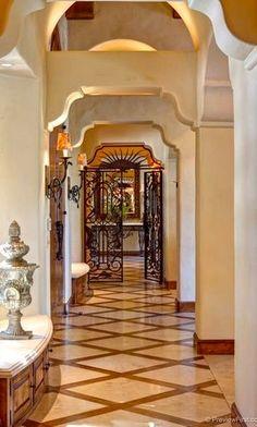this hallway