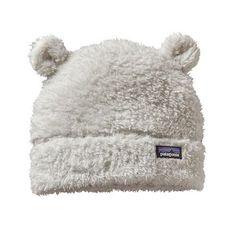 Baby Furry Friends Hat, Birch White (BCW)