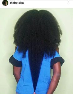 proper pre-shampoo care can boost growth and growth . - proper pre-shampoo care can boost the growth and growth of your frizzy hair. Long Hair Tips, Long Natural Hair, Scene Hair, Cabello Afro Natural, Curly Hair Styles, Natural Hair Styles, Hair Shrinkage, Type 4 Hair, Pelo Afro