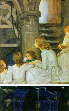 Galerí­a Pintores Extranjeros - Eleanor Fortescue-Brickdale