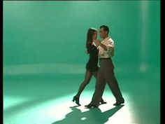 ▶ This is the way to dance tango - Lesson 13 - YouTube