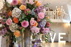 Home - Tudor Rose Florist Vase Centerpieces, Candle Vases, Candles, Tudor Rose, Tall Vases, Create Your Own, Floral Design, Floral Wreath, Vibrant