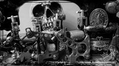 """My """" Workhouse Tattoostuff """" tattoo machines"""