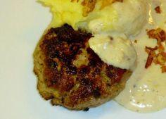 Fleischküchle (Frikadellen) mit der Krups Prep & Cook