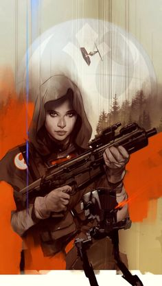 Cool Art – Star Wars: Rogue One