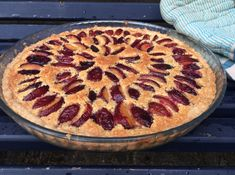 Baking Bad, Sweet Pie, Cooking Recipes, Healthy Recipes, High Tea, Sweet Treats, Dessert Recipes, Food And Drink, Yummy Food