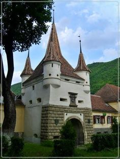 Discover the world through photos. Beautiful Places To Visit, Wonderful Places, Amazing Places, Brasov Romania, Site History, Republic Of Macedonia, Visit Romania, Famous Castles, Beautiful Forest