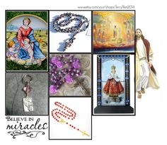 """Religious Art on Etsy by TerryTiles2014 - Volume 28"" by terrytiles2014 ❤ liked on Polyvore featuring interior, interiors, interior design, home, home decor and interior decorating"