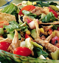Recipes from The Nest - Tex-Mex Salad