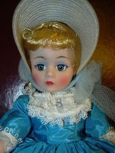 Madame-Alexander-RARE-early-Cissette-Melinda-1968-69