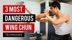 3 Most Dangerous Wing Chun Techniques - YouTube
