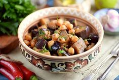 [Shutterstock] Greek Cooking, Greek Recipes, Kung Pao Chicken, Acai Bowl, Yogurt, Chocolate, Breakfast, Ethnic Recipes, Food