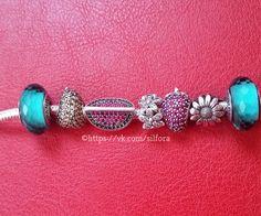 Шармы на браслет пандора - Ярмарка Мастеров  #пандора #шармы