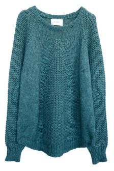 Stunning #SitaMurt Teal Knit - now available in Attic Womenswear!