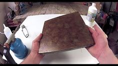 Jacques Delarche Sculpteur sur fer - Exposition Galerie Mary Ann - Mâcon - YouTube