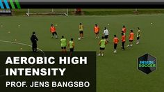 Soccer Conditioning. Aerobic & Anaerobic: high intensity, practice deep,...