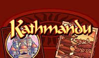 #Katmandu slot is a 5-reel, 9 payline video #slot machine game. With a theme that is based on the capital of #Nepal, this slot is set against an #oriental exoticism background with images of prayer wheels, elephants in dresses, a big bell which rings on religious occasions, temples on faraway mountains, busy city scenes, and bazaars.